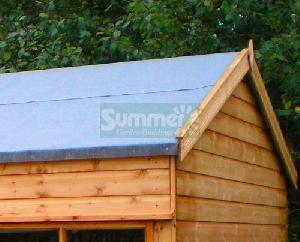 felting roof explore roofing felt shed roof and more. Black Bedroom Furniture Sets. Home Design Ideas