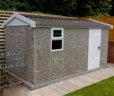 used concrete garages for sale - 28 images - garden sheds timber ...