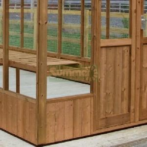 GREENHOUSES xx - Thermally modified timber