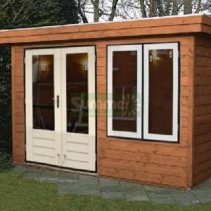 LOG CABINS xx - Design Options - door positions