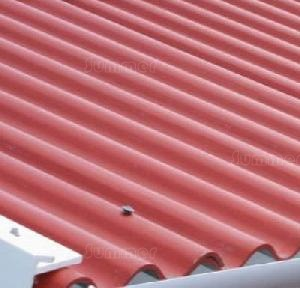 SHEDS - Choice of cement fibre roof colours