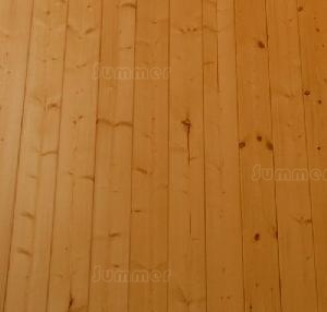 LOG CABINS - DIY preservative - waterproof clear seal