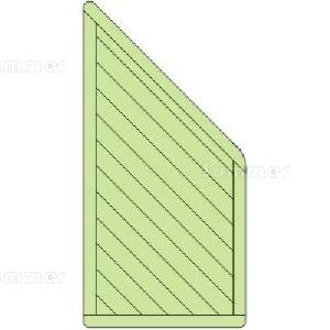 FENCING - Elevation drawing link panel