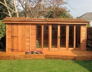 SUMMERHOUSES - Design Options