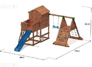 OUTDOOR PLAY xx - Overall dimensions