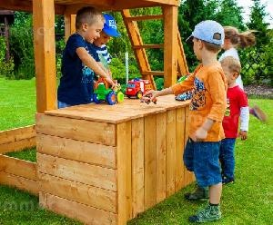 OUTDOOR PLAY - Toy box