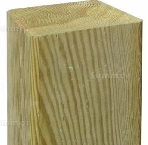 FENCING - Fence posts, pressure treated timber