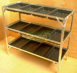 GREENHOUSES xx - Seed tray frames