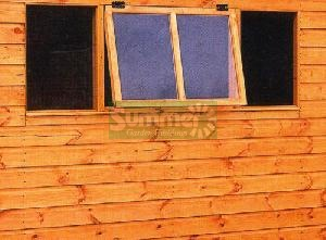 SHEDS - Window options