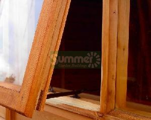 SUMMER HOUSES - Window options