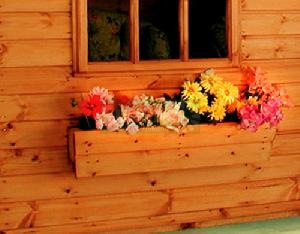 SUMMERHOUSES - Window boxes