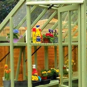 GREENHOUSES - Shelving
