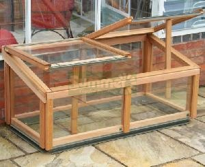 GREENHOUSES xx - Cedar cold frames