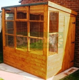 Potting Shed 346 - Free Staging, Shiplap, All T and G