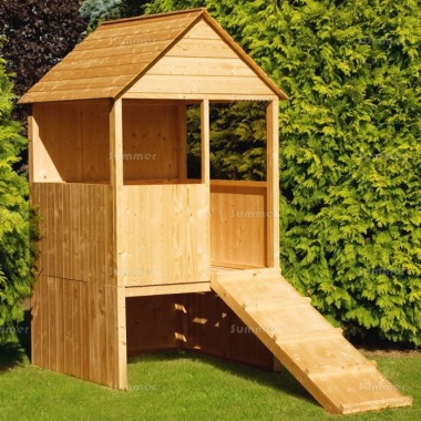 Childrens Playhouse 804 - Look Out Tower