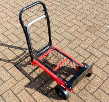 Folding Multi Purpose Trolley 234 - Sack Barrow or Platform Truck