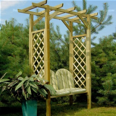 Arbour 265 - Pressure Treated