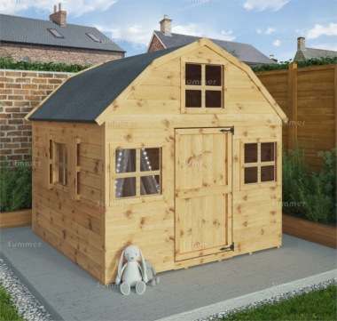 Childrens Playhouse 217 - Shiplap