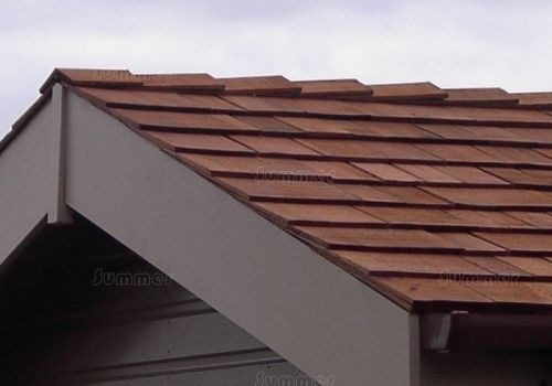SHEDS - Cedar shingles - Traditional cedar shingles