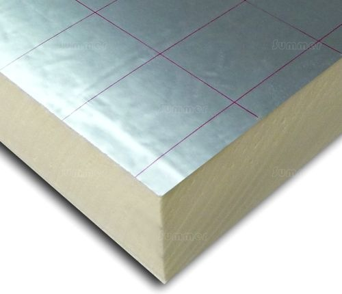 SHEDS - Roof Insulation - Roof insulation kit, 100mm thick with extra decking boards